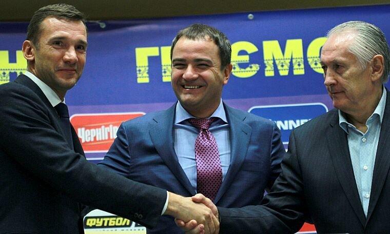 Андрей Шевченко назначен ассистентом главного тренера национальной сборной Украины Михаила Фоменко.