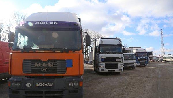 Россия иУкраина договорились овозобновлении грузовых автоперевозок сзавтрашнего дня