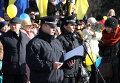 Патрульная полиция Чернигова приступила к работе