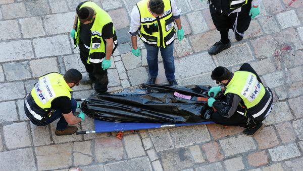 Израильские силы безопасности застрелили палестинца. Архивное фото