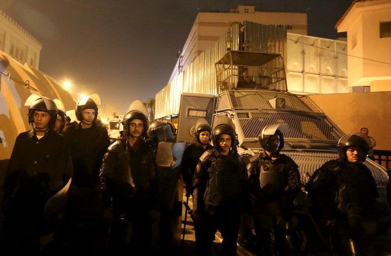 Массовые протесты вспыхнули в Египте из-за смертельной стрельбы полиции