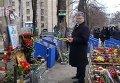 Президент с женой почтили память погибших на Майдане