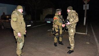 Спецподразделение Сокол направлено в Марьинку