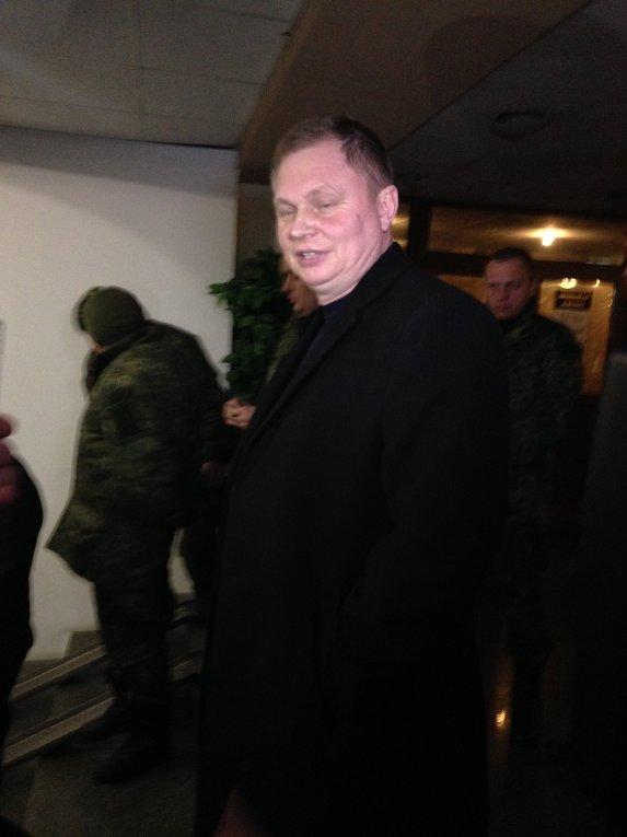 Заместитель министра обороны Украины, руководитель аппарата генерал-лейтенант Александр Дублян