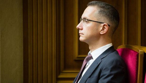 Вначале рабочей недели Ложкин официально уйдет вотставку
