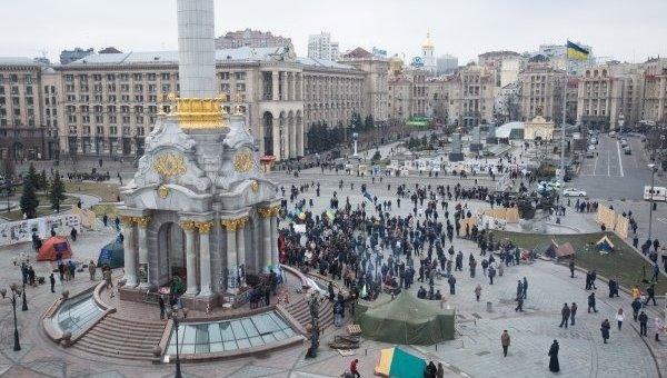 Ситуация на Майдане