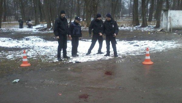 В Хмельницком произошли массовые беспорядки и стрельба, есть пострадавшие