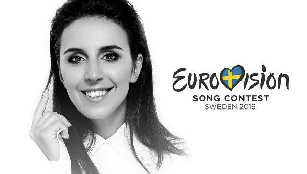 Евровидение 2016: Джамала представит Украину