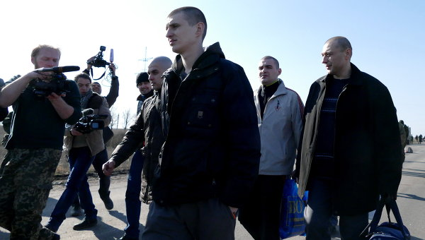 Украина опять сорвала обмен пленными— ДНР