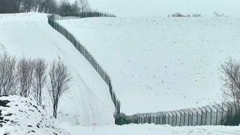 Проект Стена на границе Украины с Россией