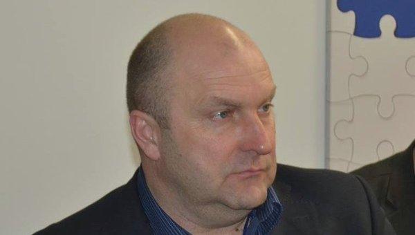 Мэр Старобельска Владимир Живага. Архивное фото