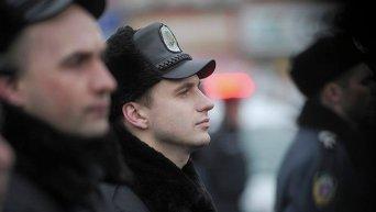 Полицейский. Архивное фото