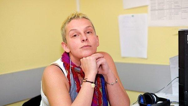 Мария Столярова. Архивное фото