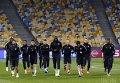 Открытая тренировка МанСити перед матчем с Динамо-Киев