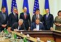 Соглашение между Украиной и США