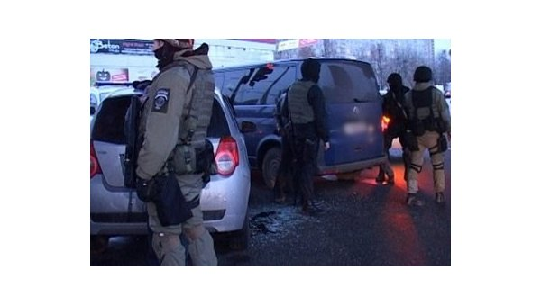 Задержаны угонщики элитных автомобилей