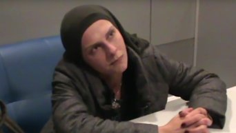 Выдворение Марии Столярову, работавшей на Интере, из Украины. Видео