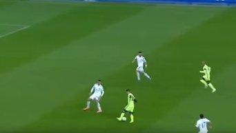 Манчестер Сити обыграл киевское Динамо со счетом 3:1. Все голы матча. Видео