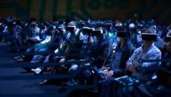 Facebook и Samsung осваивают виртуальную реальность. Видео