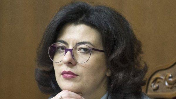 Оксана Сыроид. Архивное фото