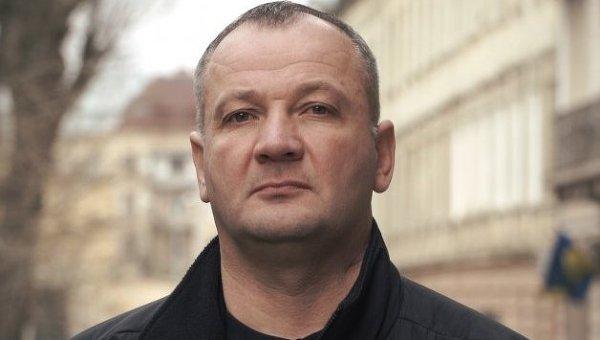 Признавшийся в стрельбе по Беркуту Иван Бубенчик