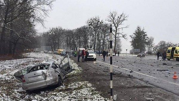 В ДТП на трассе Киев-Чоп погиб экс-регионал