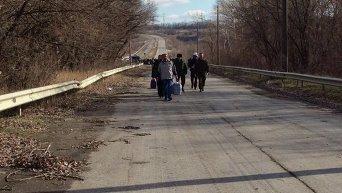 Украинские военные, освобожденные из плена