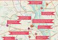 Обвалы и обрушения зданий в Киеве. Инфографика