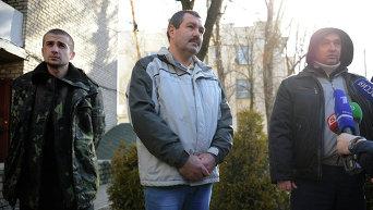 Обмен пленными между ЛНР и Киевом по формуле 3 на 6