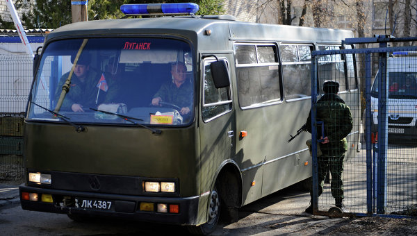 Украина готова кобмену 307 на74— Освобождение заложников