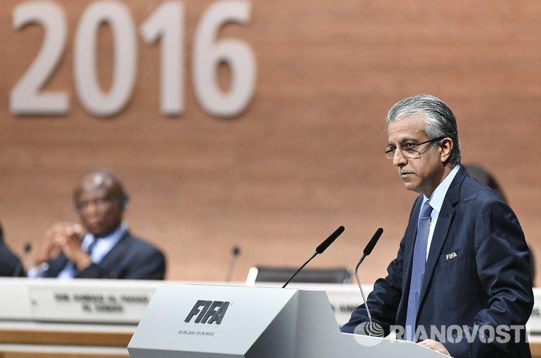 Выборы президента ФИФА