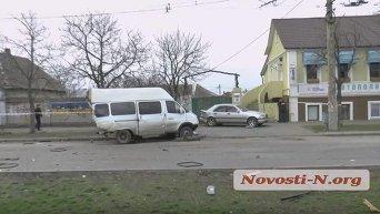 ДТП в Николаеве