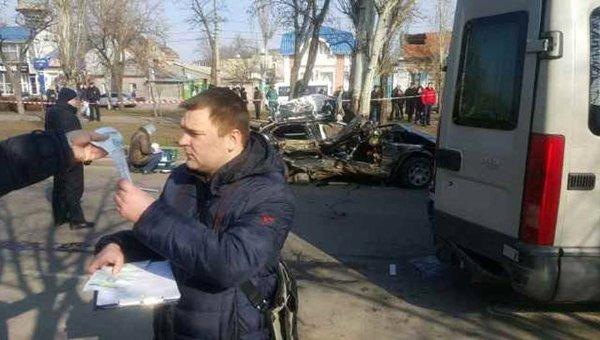 ДТП в Николаеве с четырьмя погибшими