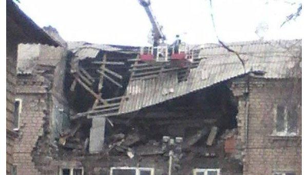 В Макеевке прогремел взрыв в жилом доме, один человек погиб