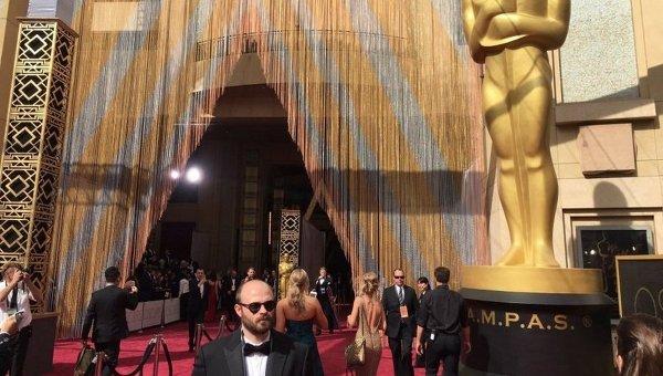 Красная дорожка церемонии вручения премии Оскар