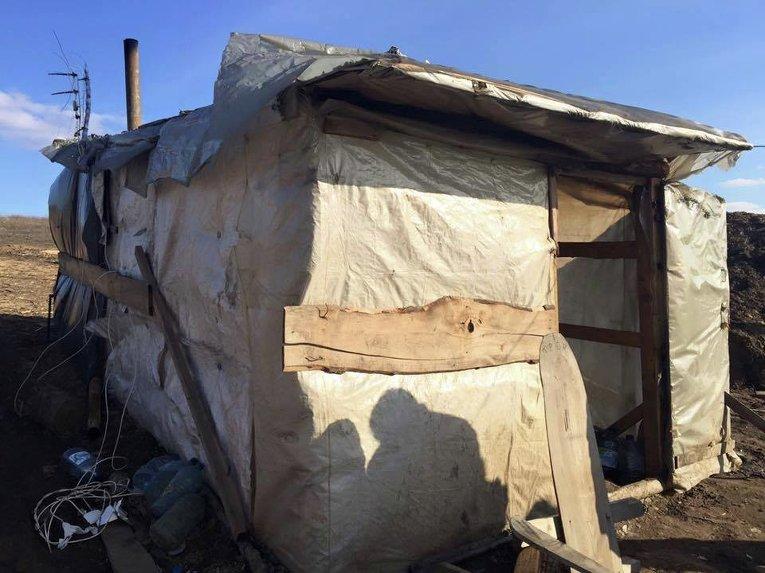 Наливайченко опубликовал нечеловеческие условия службы в зоне АТО