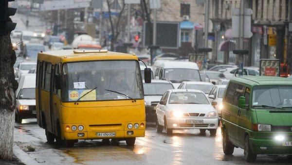 Транспорт в Киеве