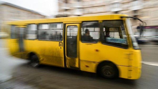 Проезд вмаршрутках столицы Украины подорожает до9 грн