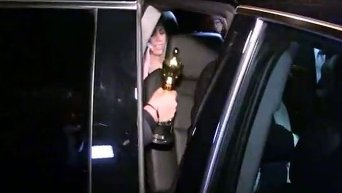 Ди Каприо забыл Оскар в ресторане