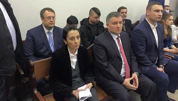Полицейский Олейник пришел всуд скровоподтеком после конфликта вСИЗО— народный депутат
