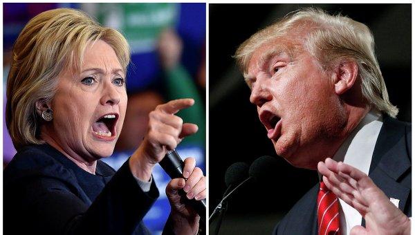 Вот, кстати, основной пафос избирательной кампании Клинтон: