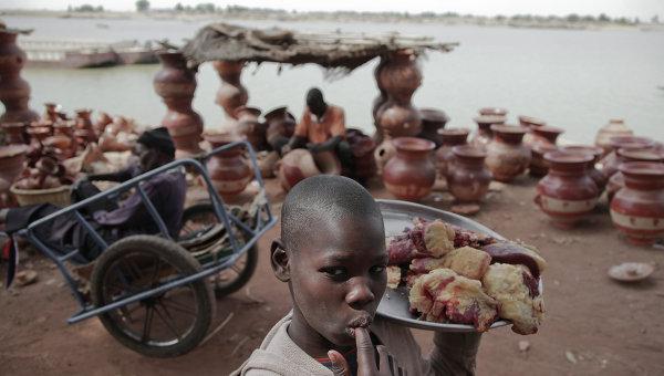 Мали. Город Мопти