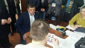 Семен Семенченко - кандидат в мэры Кривого Рога. Архивное фото