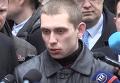 Патрульный Сергей Олейник выпущен под домашний арест