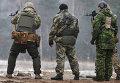 Обучение украинских военнослужащих канадскими инструкторами по программе UNIFIER на Яворовском полигоне