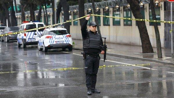 Около объекта НАТО вТурции произошел взрыв