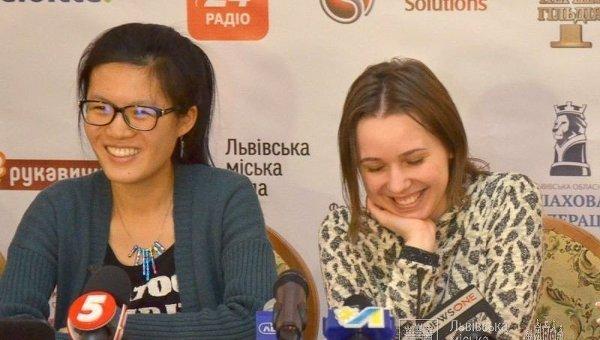 Пятая партия матча Мария Музычук— Хоу Ифань