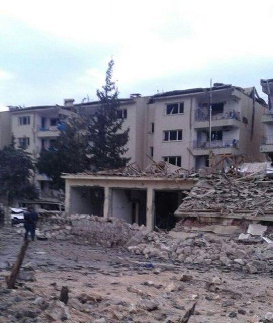 Теракт на юго-востоке Турции