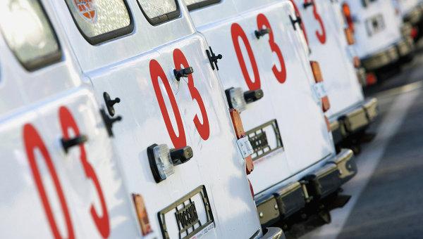 Автомобили скорой помощи в России. Архивное фото