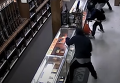 Ограбление оружейного магазина в Хьюстоне